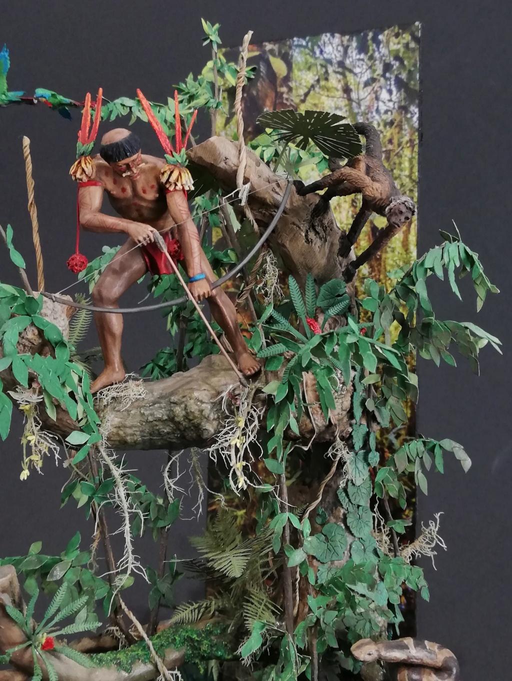 Indien Yanomani - Pièce terminée, dernières photos - Page 2 Yano_319