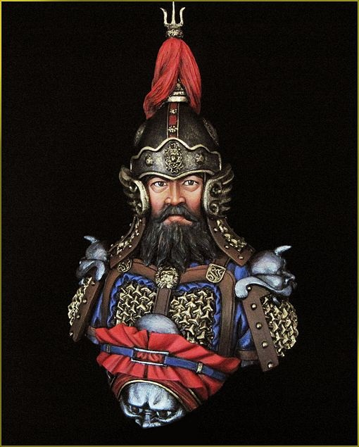 Général Yu Fei - Terminé Yu_0110