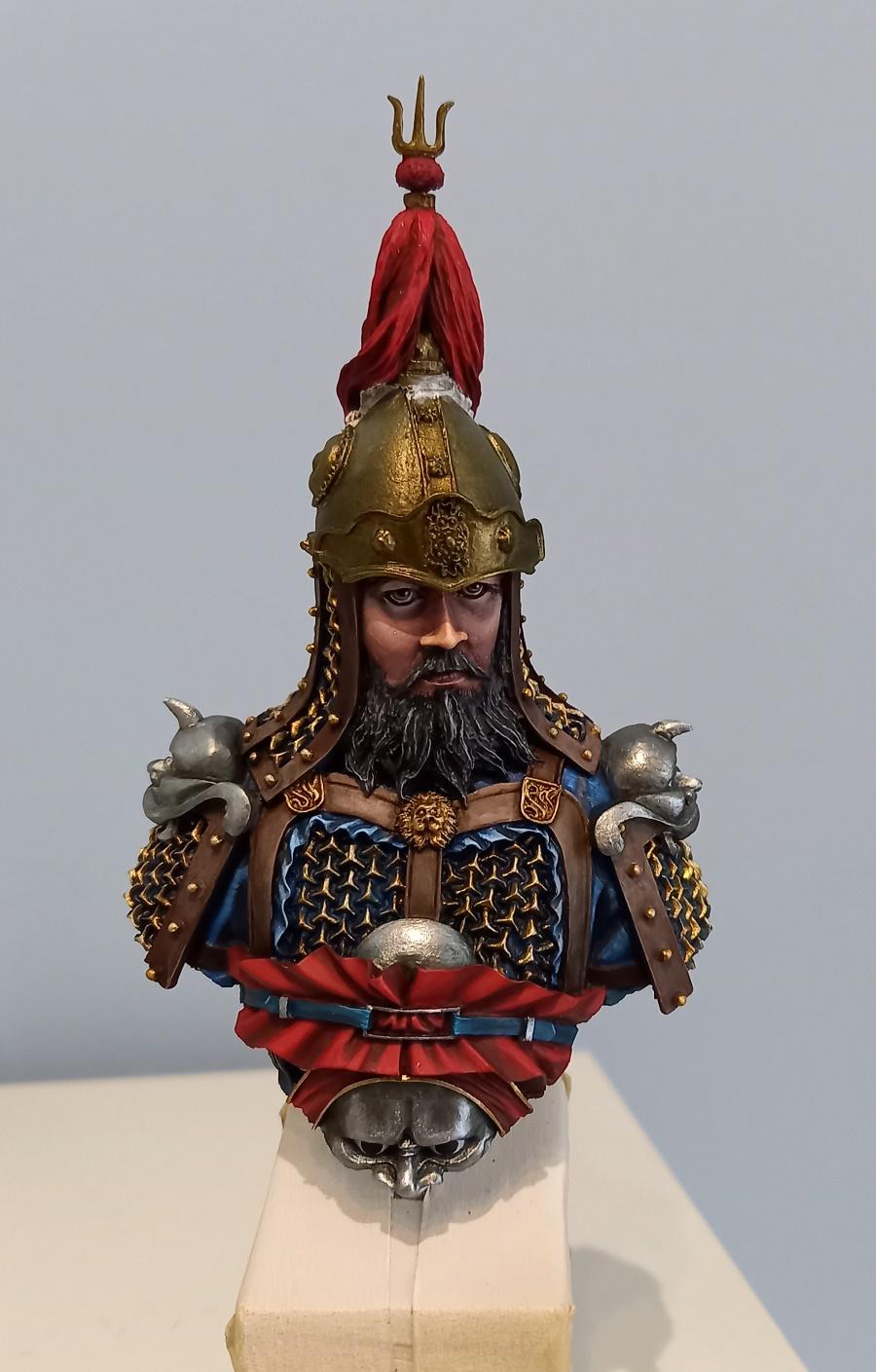 Général Yu Fei - Terminé Yu_0510