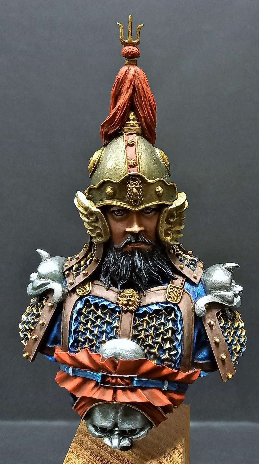 Général Yu Fei - Terminé Yu_0710