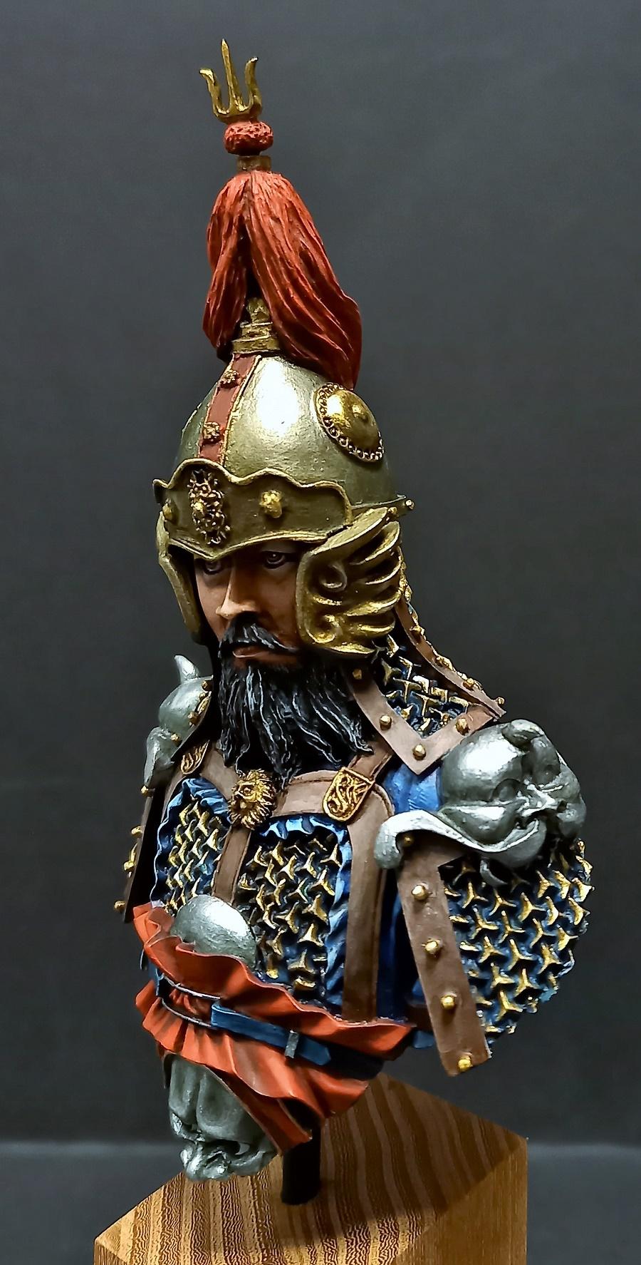 Général Yu Fei - Terminé Yu_0810