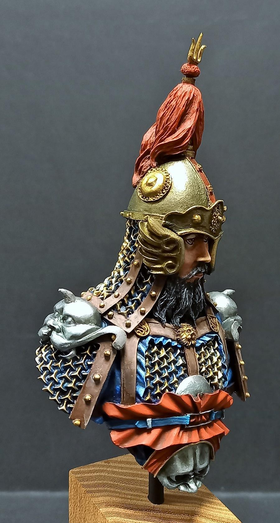 Général Yu Fei - Terminé Yu_0910
