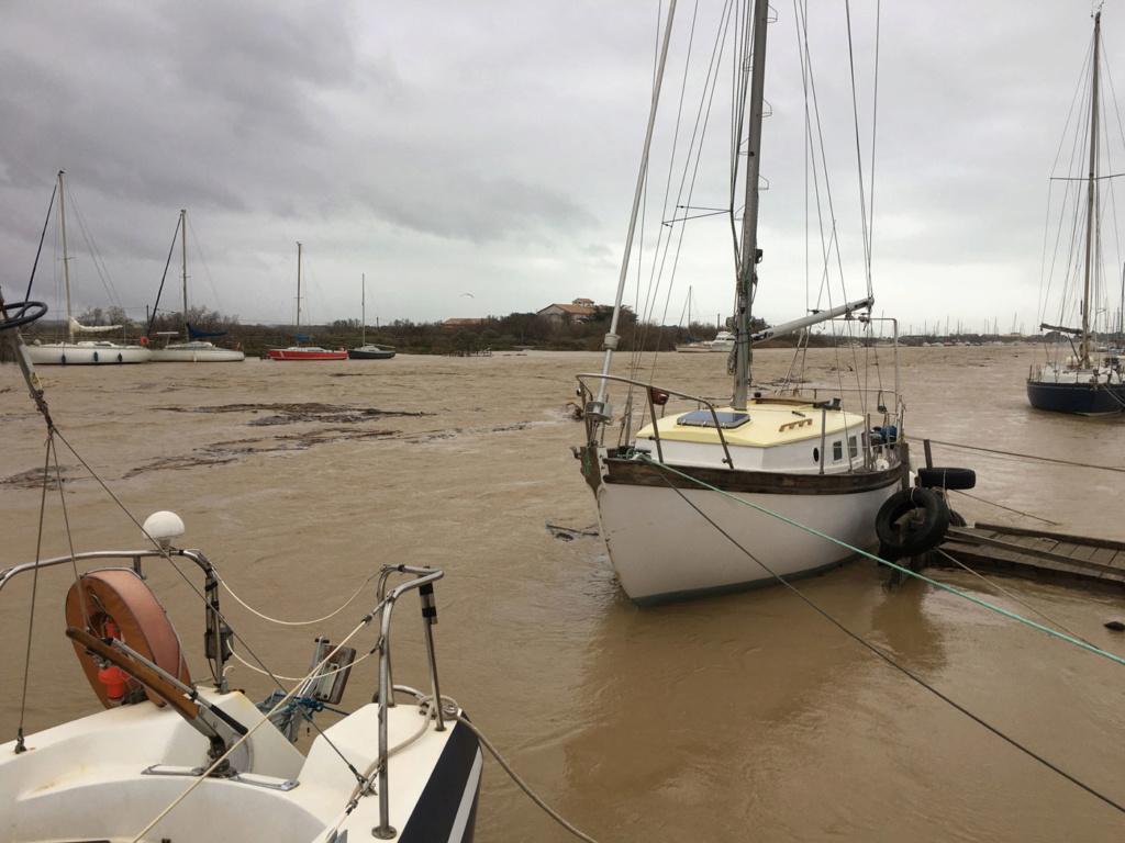 Un fleuve gonflé Aude-c10