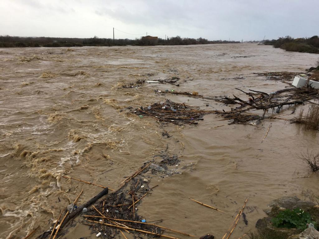 Un fleuve gonflé Aude-c11
