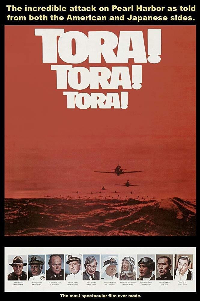 Tora ! Tora ! Tora ! lundi 29/07 sur Ciné Classic 09515510