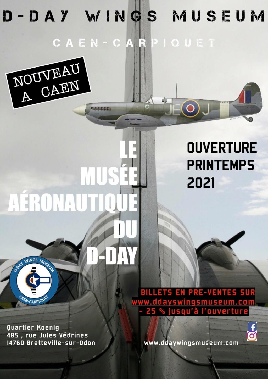Ouverture d'un nouveau musée aéro à Caen 14228011