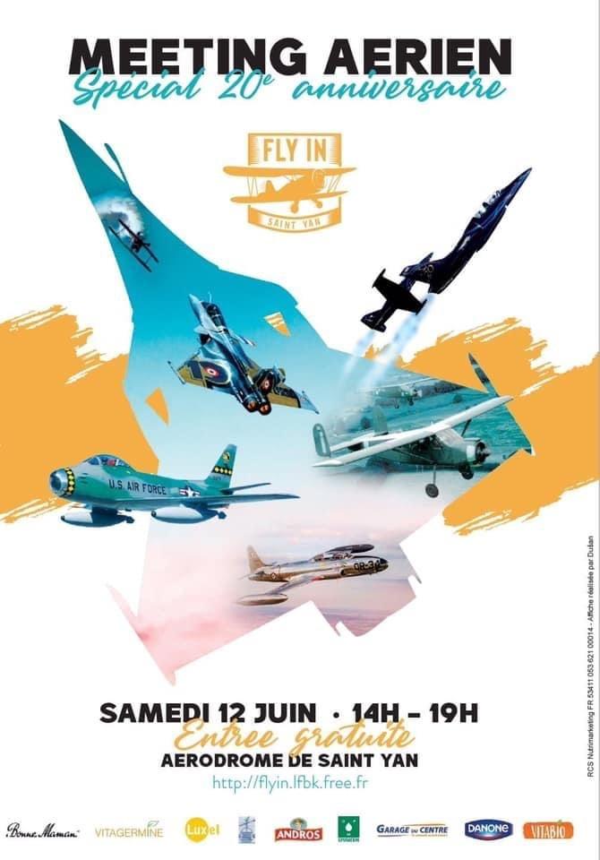 12 juin: meeting aérien à St-Yan (71) 19631510