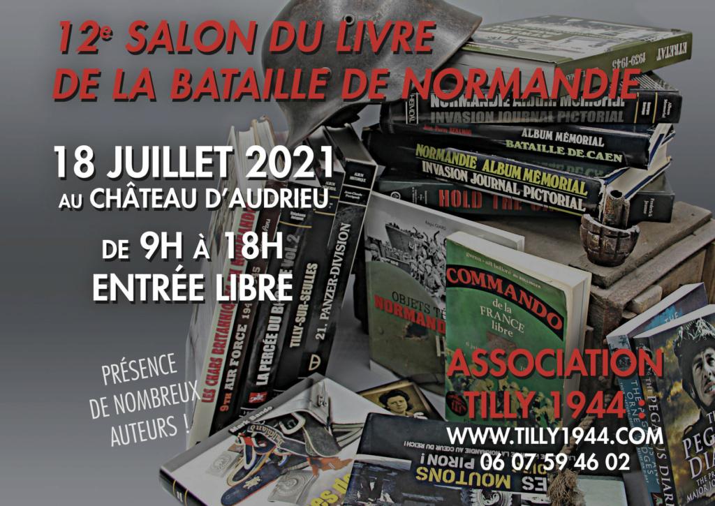 18 juillet: Salon du livre bataille de Normandie (14) 20967410