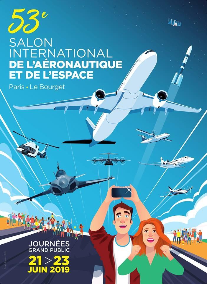 Salon du Bourget du 17 au 23 juin 2019 46783710