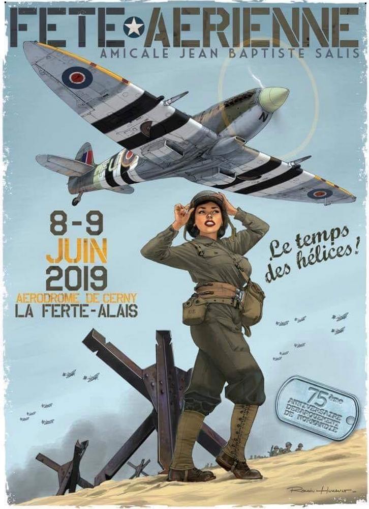 8 & 9 juin: meeting aérien à Cerny-La Ferté-Alais (91) 48395210