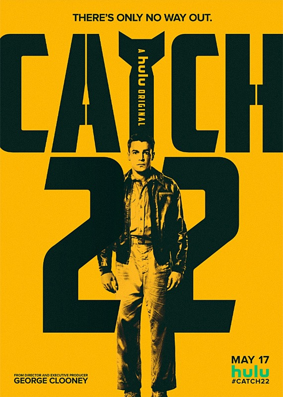Série TV Catch 22 sur Canal + 60932311