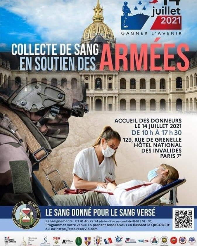 Défilés 14 juillet 2021, Paris - nombreux replays Juille14