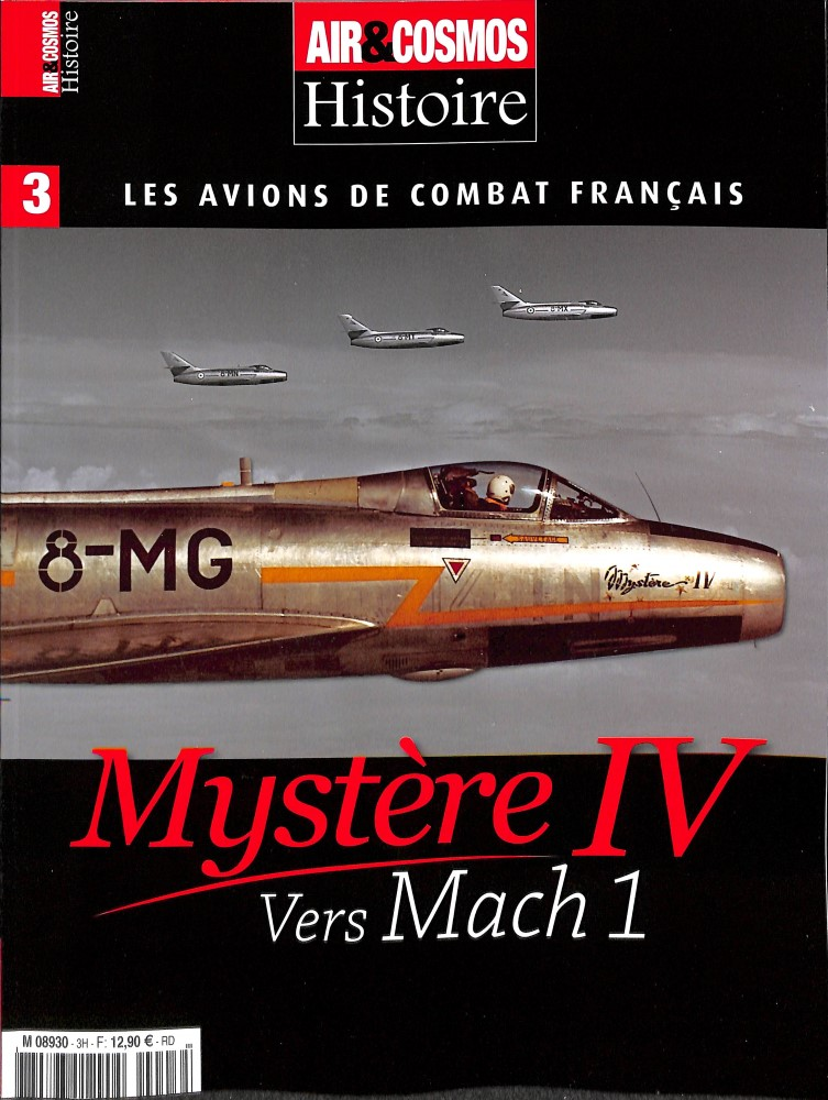 Nouvelle collection: Air & Cosmos Histoire M8930h13