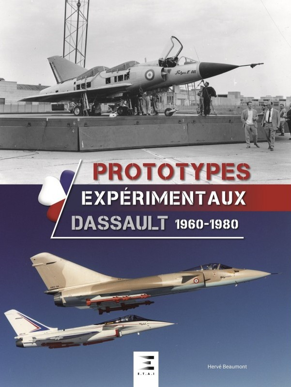 Prototypes expérimentaux Dassault Protot10