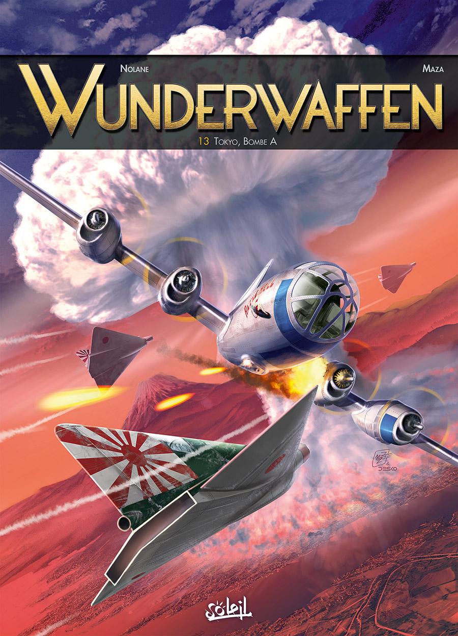 Autres BD militaires Wunder10