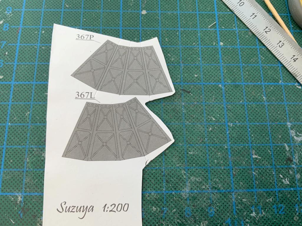 IJN SUZUJA, schwerer Kreuzer  1:200 Fantom Modell geb. von gez10x11 - Seite 3 Img_0179