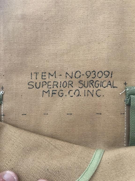 Superbe rentrée Medical US ww2 3215aa10