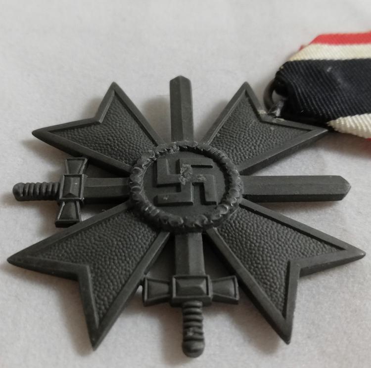 Avis sur Kriegsverdienstkreuz.2 classe 50aefd10