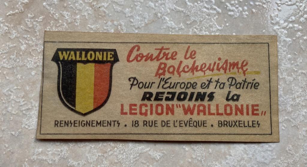 Petite rentrée Légion Wallonie  A7e4b410