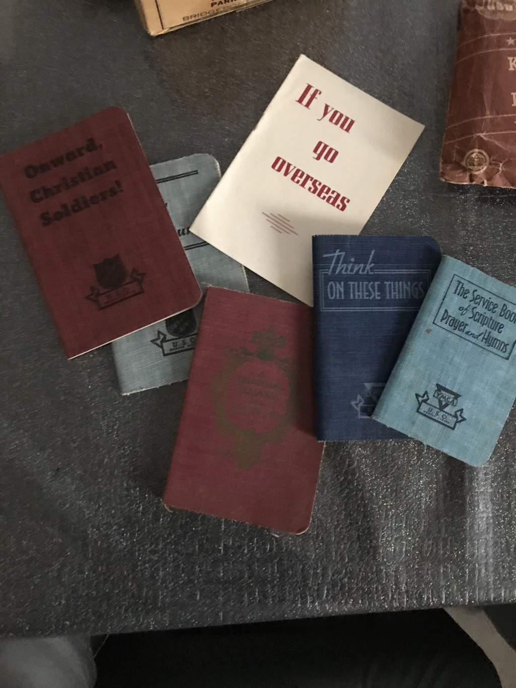 Collection U.S.M.D ww2 E6ef3010