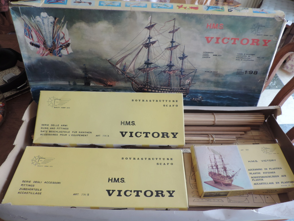 Victory - Ancien kit n° 776 de Mantua au 1:98 00111