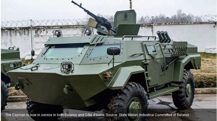 Les Forces de défense et de sécurité de Côte d'Ivoire - Page 6 A2085610