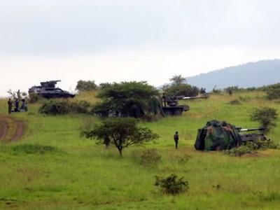 Forces Rwandaises de Défense / Rwanda Defence Forces ( RDF ) A2214410
