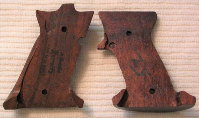 SOLD --- Herrett Grip For The Model 52 Img_0317