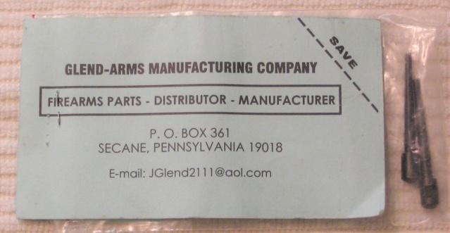 SOLD --- High Standard Firing Pins Img_0325