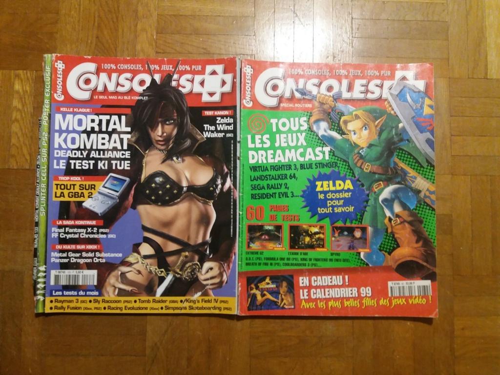 [ECH] Magazine Nintendo (Genération gamecube) 20181115