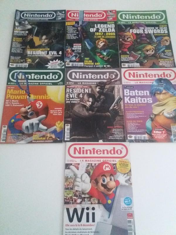 [ECH] Magazine Nintendo (Genération gamecube) 34011410