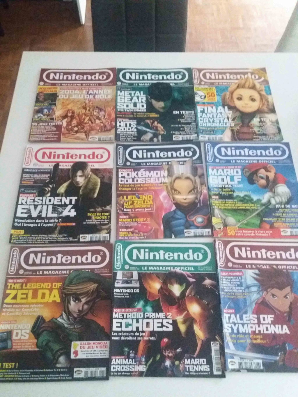 [ECH] Magazine Nintendo (Genération gamecube) 34162910