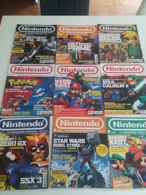 [ECH] Magazine Nintendo (Genération gamecube) 34268510