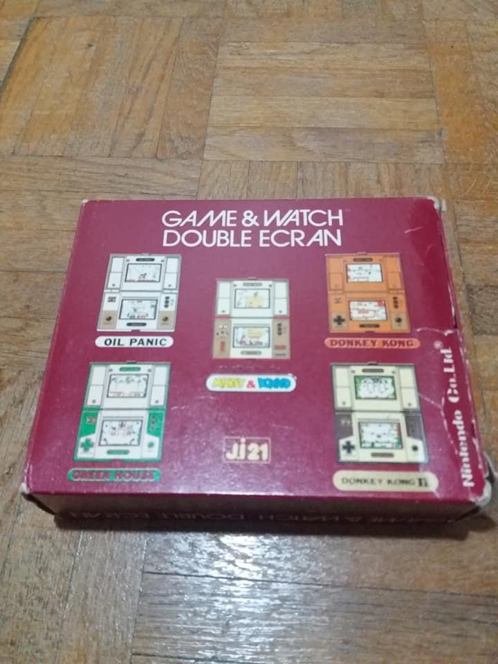 Game & Watch en boite (Mario j.i21 et Mickey) 41602510