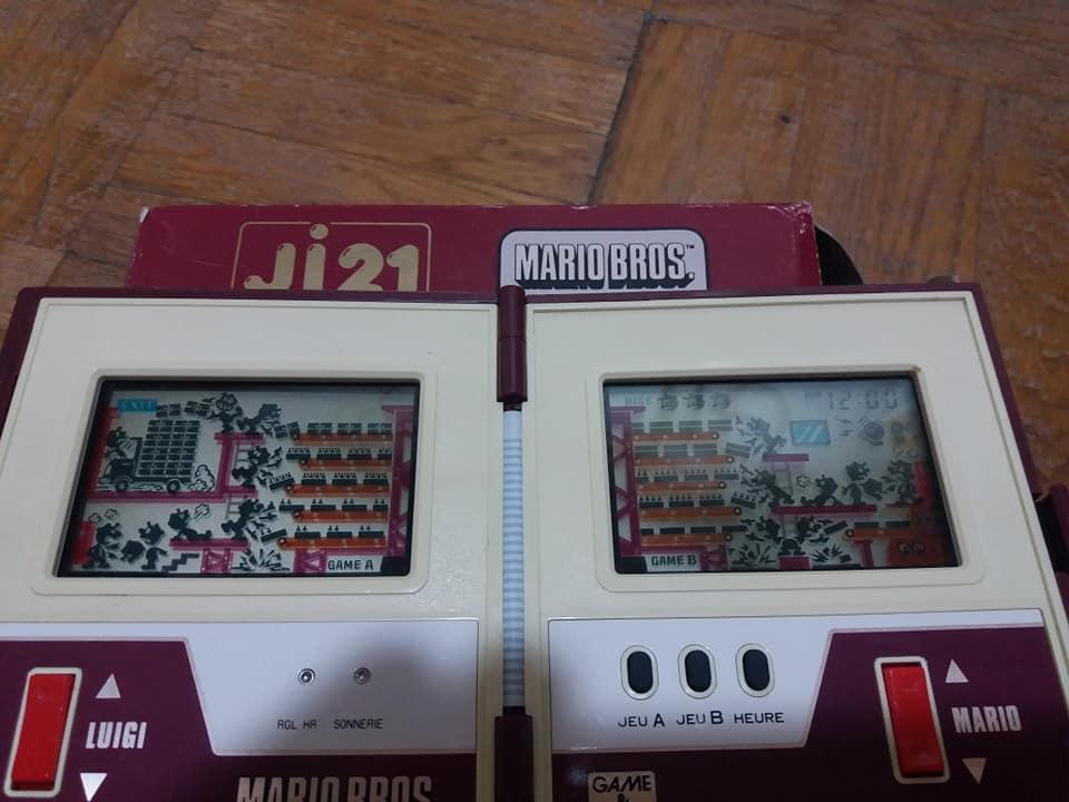 Game & Watch en boite (Mario j.i21 et Mickey) 41632310