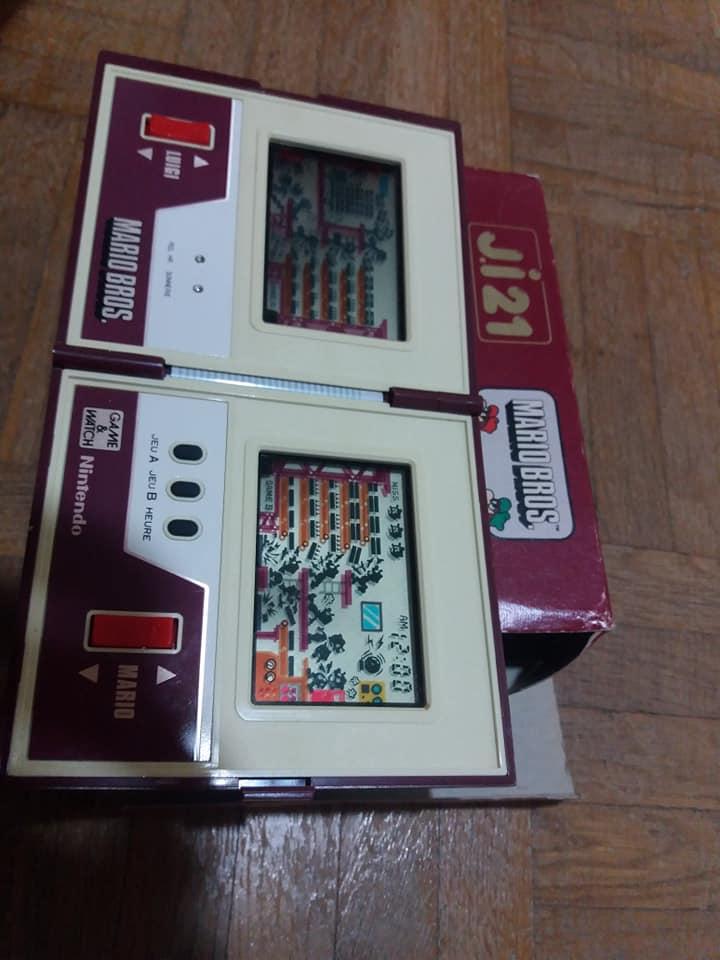 Game & Watch en boite (Mario j.i21 et Mickey) 41694410