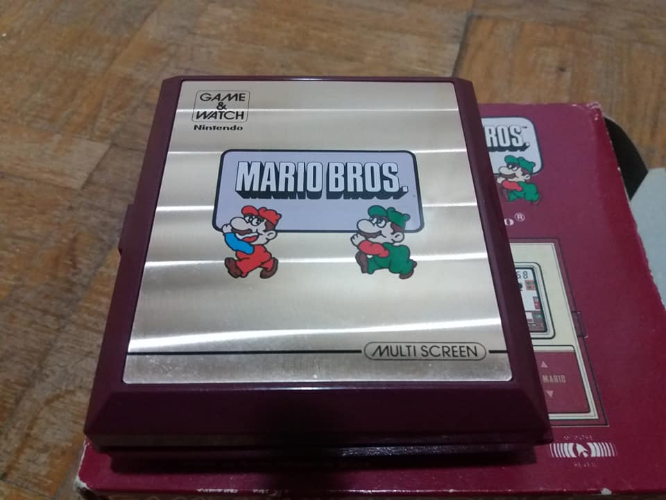 Game & Watch en boite (Mario j.i21 et Mickey) 41715310