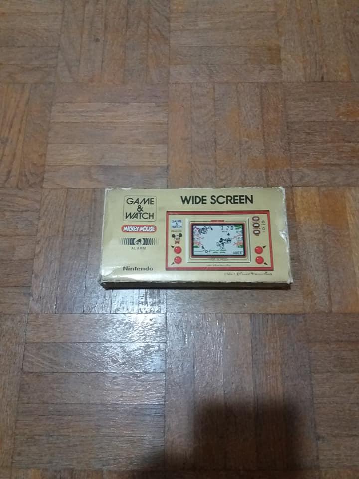 Game & Watch en boite (Mario j.i21 et Mickey) 41717110