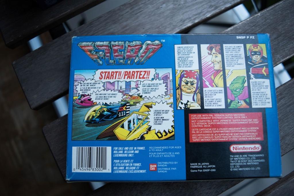 Lot 3 jeux SNES / Super Nintendo Vente_20