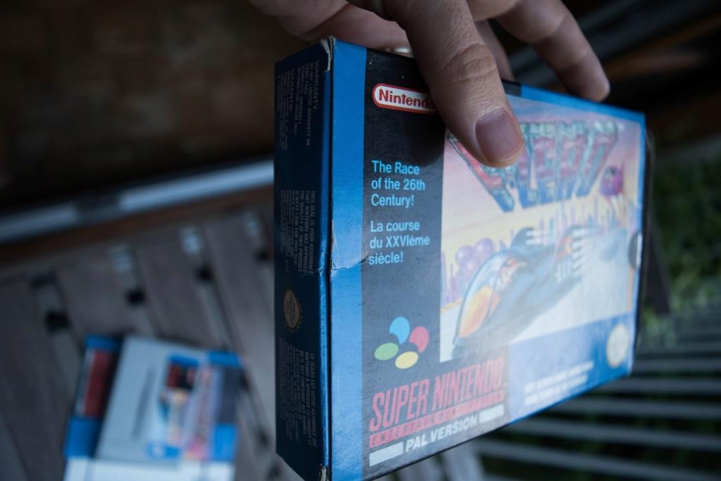 Lot 3 jeux SNES / Super Nintendo Vente_22