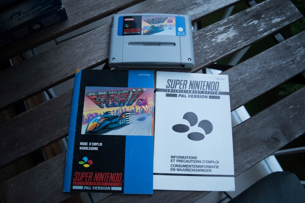 Lot 3 jeux SNES / Super Nintendo Vente_23
