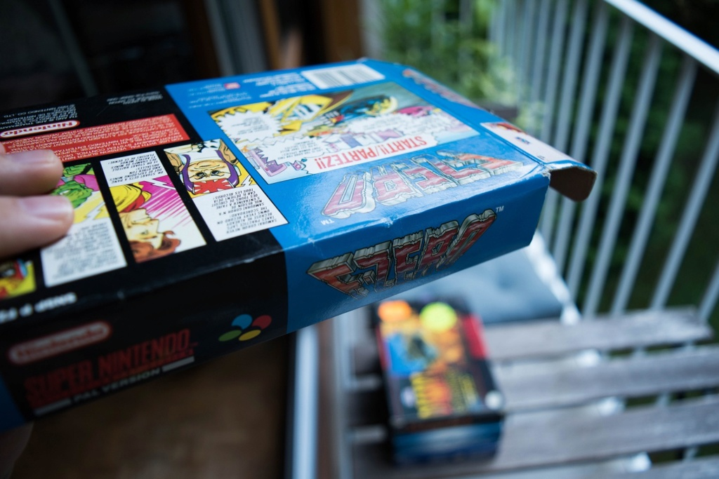 Lot 3 jeux SNES / Super Nintendo Vente_24