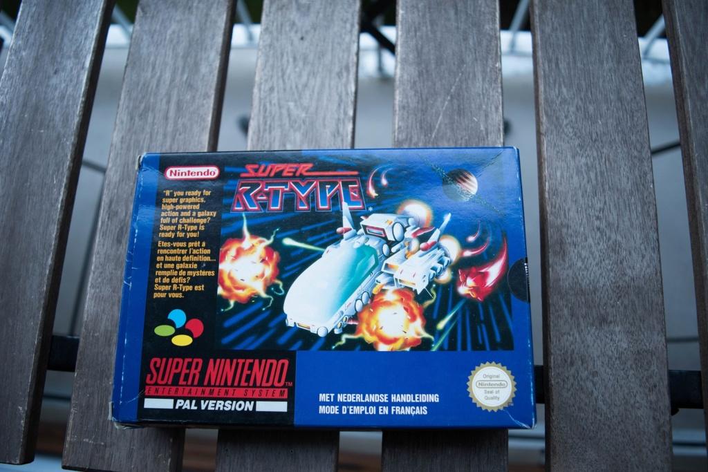Lot 3 jeux SNES / Super Nintendo Vente_26