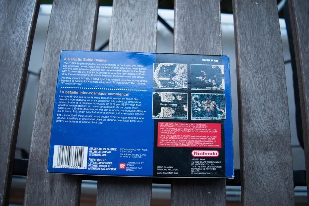 Lot 3 jeux SNES / Super Nintendo Vente_27