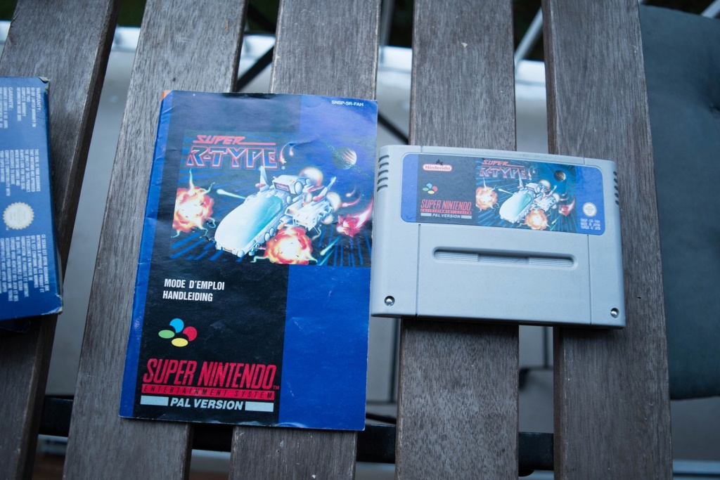 Lot 3 jeux SNES / Super Nintendo Vente_28