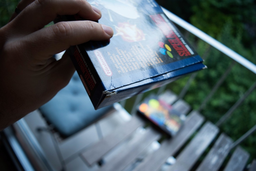 Lot 3 jeux SNES / Super Nintendo Vente_29