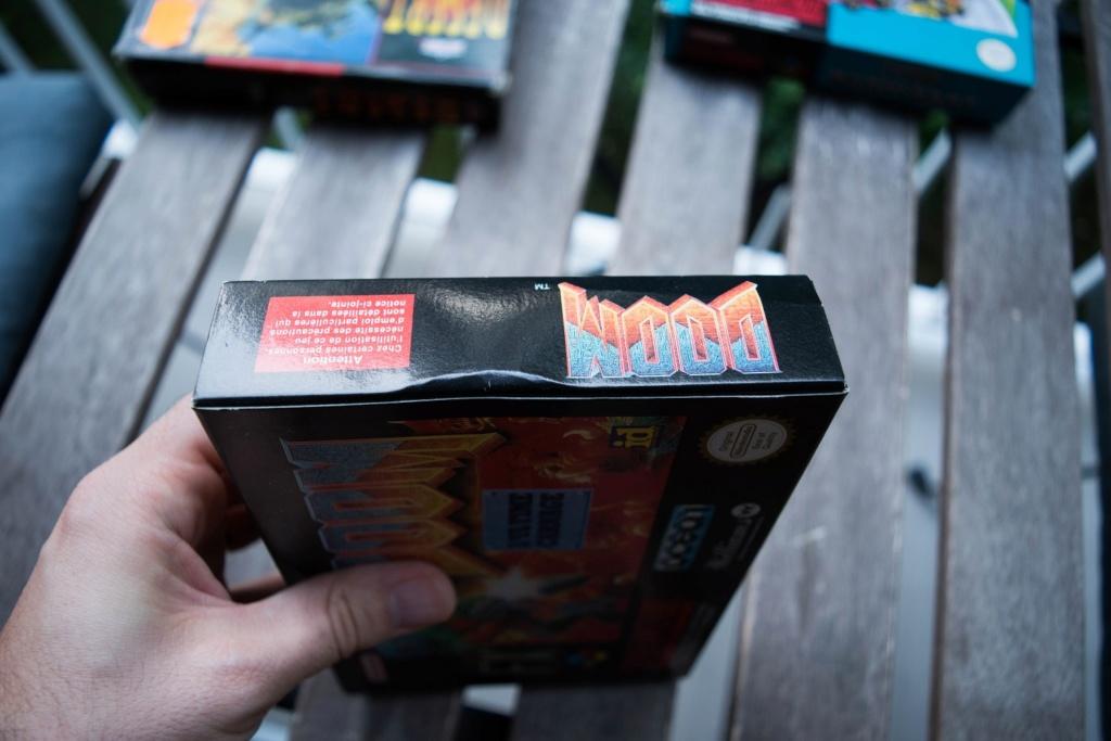 Lot 3 jeux SNES / Super Nintendo Vente_32