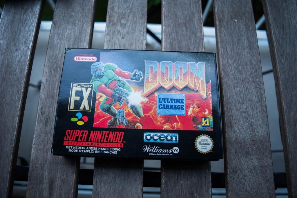 Lot 3 jeux SNES / Super Nintendo Vente_33