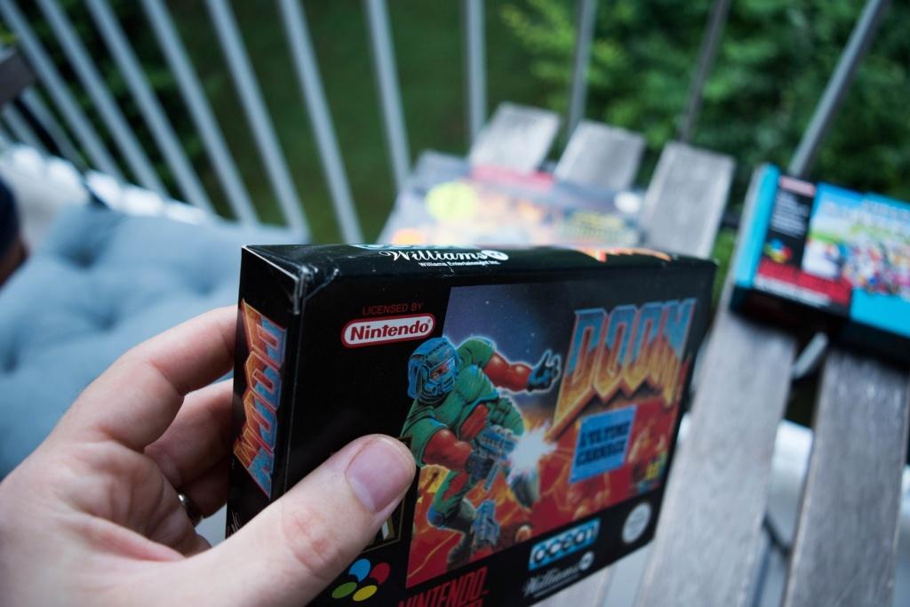 Lot 3 jeux SNES / Super Nintendo Vente_35