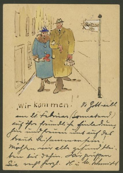 Schöne Briefe und Belege aus Berlin 19025310